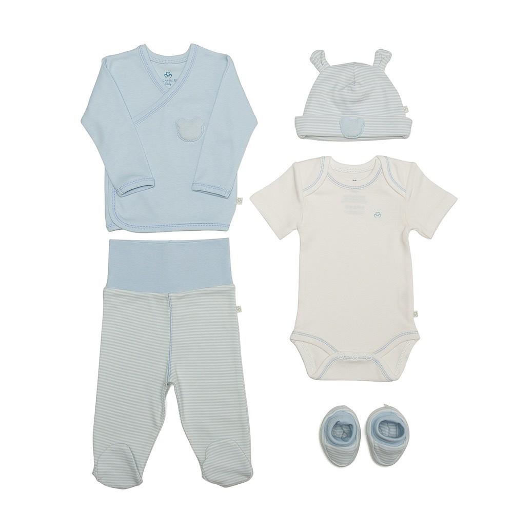 abb94b5d1 Organic NewBorn Baby Clothes